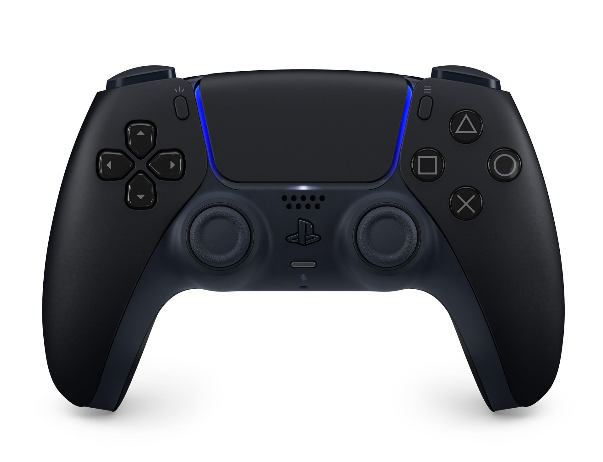 Ovládač DualSense - Midnight Black (PS5)