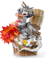 Figúrka Tom & Jerry - Tom a Jerry Prime Scale 1/10 (Iron Studios)