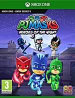 PJ Masks: Heroes of the Night (XBOX)