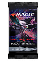 Kartová hra Magic: The Gathering Dungeons and Dragons: Adventures in the Forgotten Realms - Draft Booster (15 kariet)