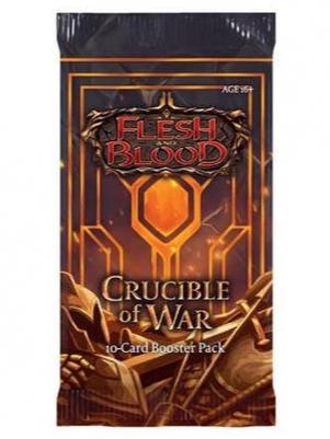 Kartová hra Flesh and Blood TCG: Monarch - Crucible of War Unlimited Booster