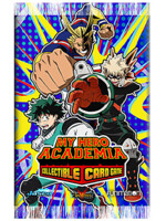 Kartová hra My Hero Academia - Booster (10 kariet)