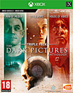 The Dark Pictures Anthology: Triple Pack (Man of Medan, Little Hope & House of Ashes) (XBOX)