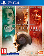 The Dark Pictures Anthology: Triple Pack (Man of Medan, Little Hope & House of Ashes) (PS4)