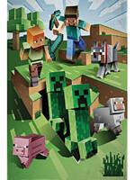 Deka Minecraft - Overworld