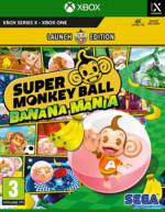 Super Monkey Ball Banana Mania - Launch Edition (XBOX)
