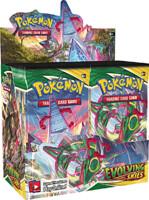 Kartová hra Pokémon TCG: Sword & Shield Evolving Skies - booster box (36 boosterov)