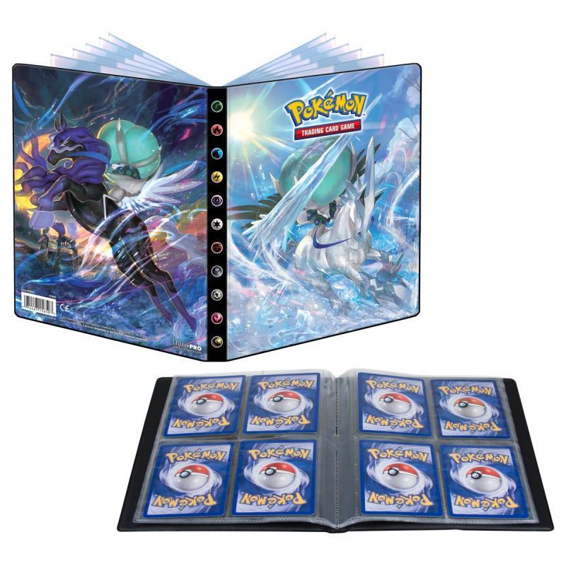 Album na karty Pokémon - Sword and Shield: Chilling Reign A5 (80 kariet)