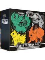 Kartová hra Pokémon TCG: Sword & Shield Evolving Skies - Elite Trainer Box (v1)