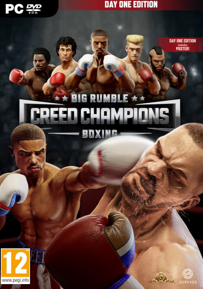 Big Rumble Boxing: Creed Champions - Day One Edition (PC)