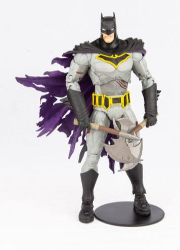 Figúrka DC Comics - Batman with Battle Damage (McFarlane DC Multiverse)