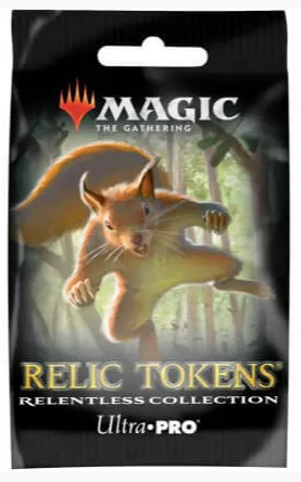 Kartová hra Magic: The Gathering Relentless Collection - Relic Tokens (UltraPro)