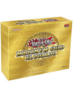 Kartová hra Yu-Gi-Oh! - Maximum Gold: El Dorado Lid Box