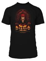 Tričko Diablo II: Resurrected - Key to Darkness (veľkosť S)
