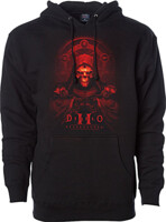 Mikina Diablo II: Resurrected - Time to Die (americká veľ. S / európska M)