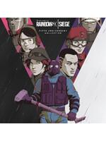 Oficiálny soundtrack Rainbow Six: Siege - 5th Anniversary Collection na LP
