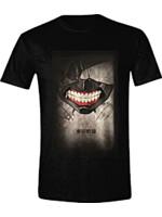 Tričko Tokyo Ghoul - Masking Smiles (veľkosť M)