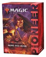 Kartová hra Magic: The Gathering - Mono Red Burn (Pioneer Challenger Deck)