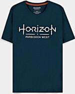 Tričko Horizon Forbidden West - Logo (veľkosť XL)