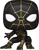 Figúrka Spider-Man: No Way Home - Spider-Man Black & Gold Suit (Funko POP! Marvel 911)