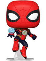 Figúrka Spider-Man: No Way Home - Spider-Man Integrated Suit (Funko POP! Marvel 913)