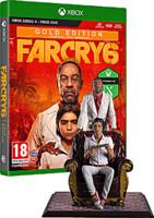 Far Cry 6 - Gold Edition + figúrka Anton & Diego (XBOX)