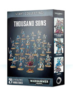 W40k: Start Collecting Thousand Sons (21 figúrok)