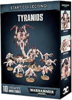 W40k: Start Collecting Tyranids (10 figúrok)