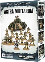 W40k: Start Collecting Astra Militarum (13 figúrok)