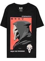 Tričko Overwatch - Reaper (veľkosť S)