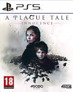 A Plague Tale: Innocence CZ (PS5)