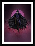 Zarámovaný plagát Xzone Originals - Hunter