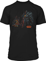 Tričko World of Warcraft - Shadowlands Usurper (veľkosť S)