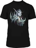 Tričko World of Warcraft - Shadowlands Banshee Queen (veľkosť S)