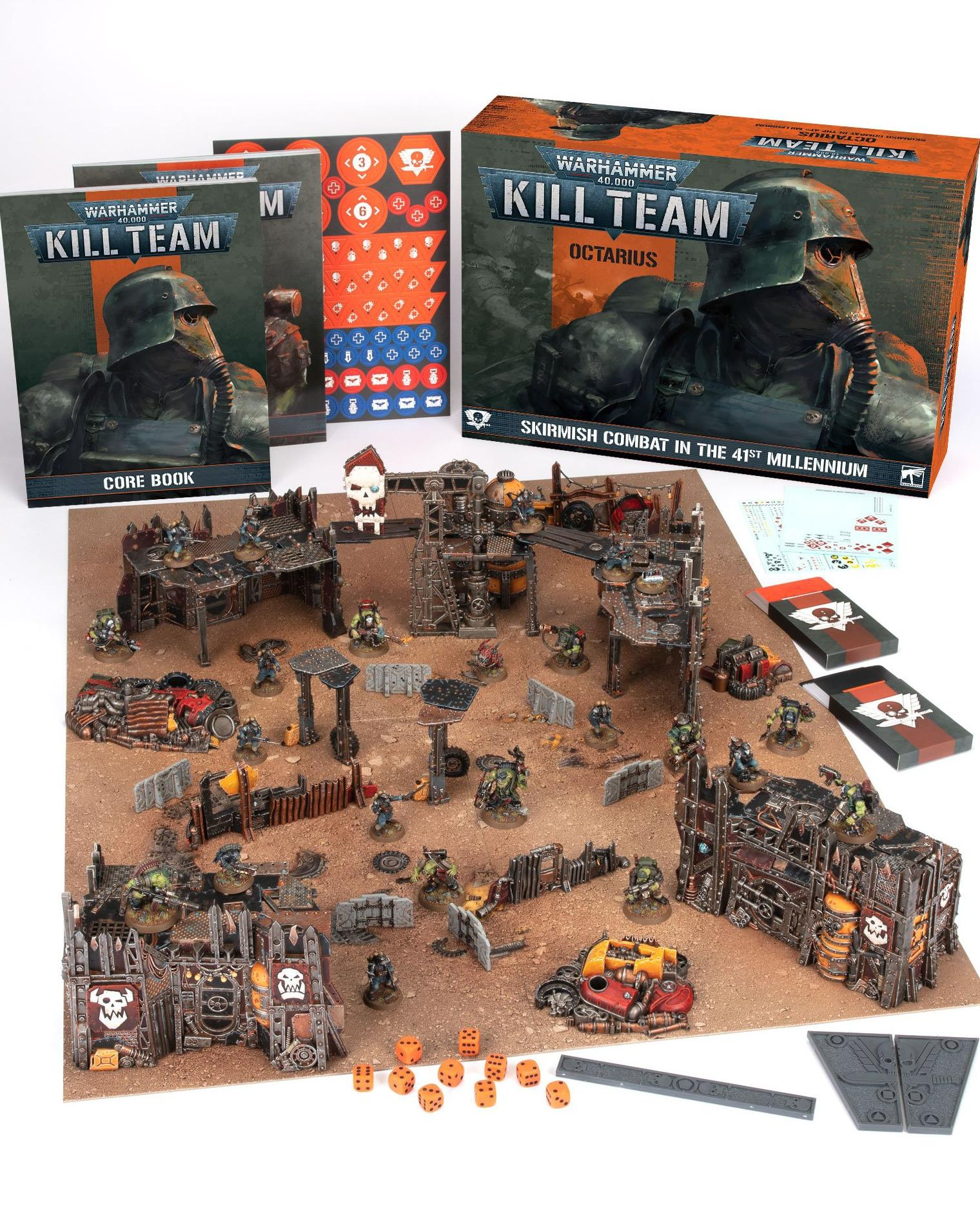 Warhammer 40.000: Kill Team - OCTARIUS