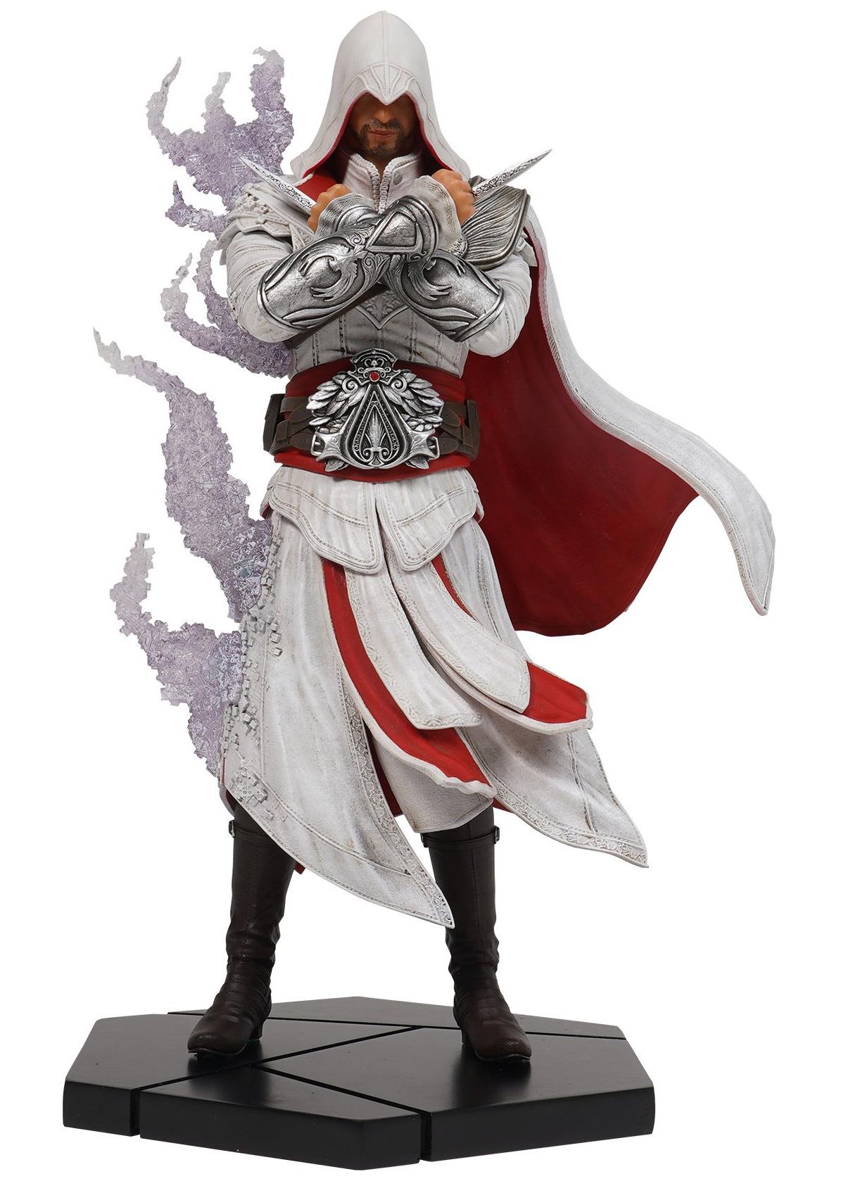 Figúrka Assassins Creed - Master Assassin Ezio (Animus Collection)