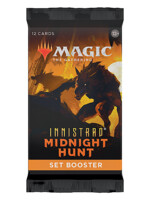 Kartová hra Magic: The Gathering Innistrad: Midnight Hunt - Set Booster (12 kariet)
