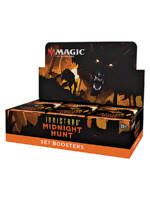 Karetní hra Magic: The Gathering Innistrad: Midnight Hunt - Set Booster