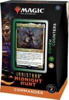 Kartová hra Magic: The Gathering Innistrad: Midnight Hunt - Coven Counters (Commander Deck)