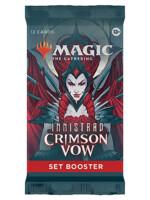 Kartová hra Magic: The Gathering Innistrad: Crimson Vow - Set Booster (12 kariet)