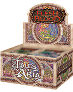 Kartová hra Flesh and Blood TCG: Tales of Aria - 1st Edition Booster Box (24 boosterov)
