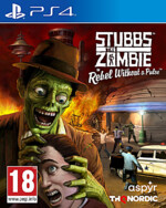 Stubbs the Zombie in Rebel Without a Pulse (PS4) (PS4)