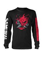 Tričko Cyberpunk 2077- Cool Metal Fire (veľkosť L)