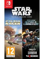 Star Wars Racer & Commando Combo (SWITCH)