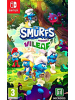 The Smurfs: Mission Vileaf (SWITCH)