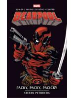 Komiks Deadpool: Packy, packy, pacičky