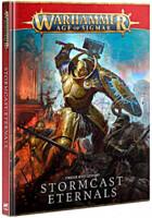 Kniha Warhammer Age of Sigmar: Battletome Stormcast Eternals (2021)
