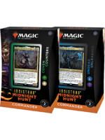 Kartová hra Magic: The Gathering Innistrad: Midnight Hunt - Commander Deck Set
