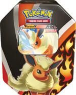 Kartová hra Pokémon TCG - Eevee Evolution Tin Flareon V