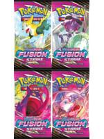 Kartová hra Pokémon TCG: Sword & Shield Fusion Strike - booster (10 kariet)